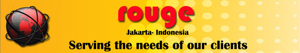 Rouge Indonesia - Sourcing your needs in Photocopy Paper, Soaps, Detergents & Others